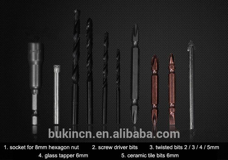 Novaplus 510 Professional Power Tool 10.8v 10mm Li-ion Cordless ...