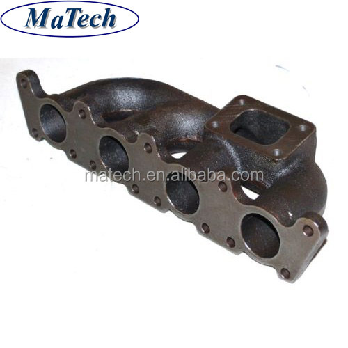 Custom Iron Casting Diesel Performance Manifold Back Truck Exhaust