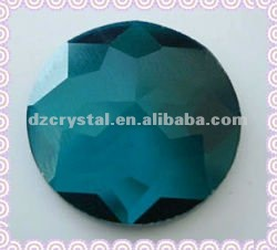 51 crystal faceted round beads 20mm