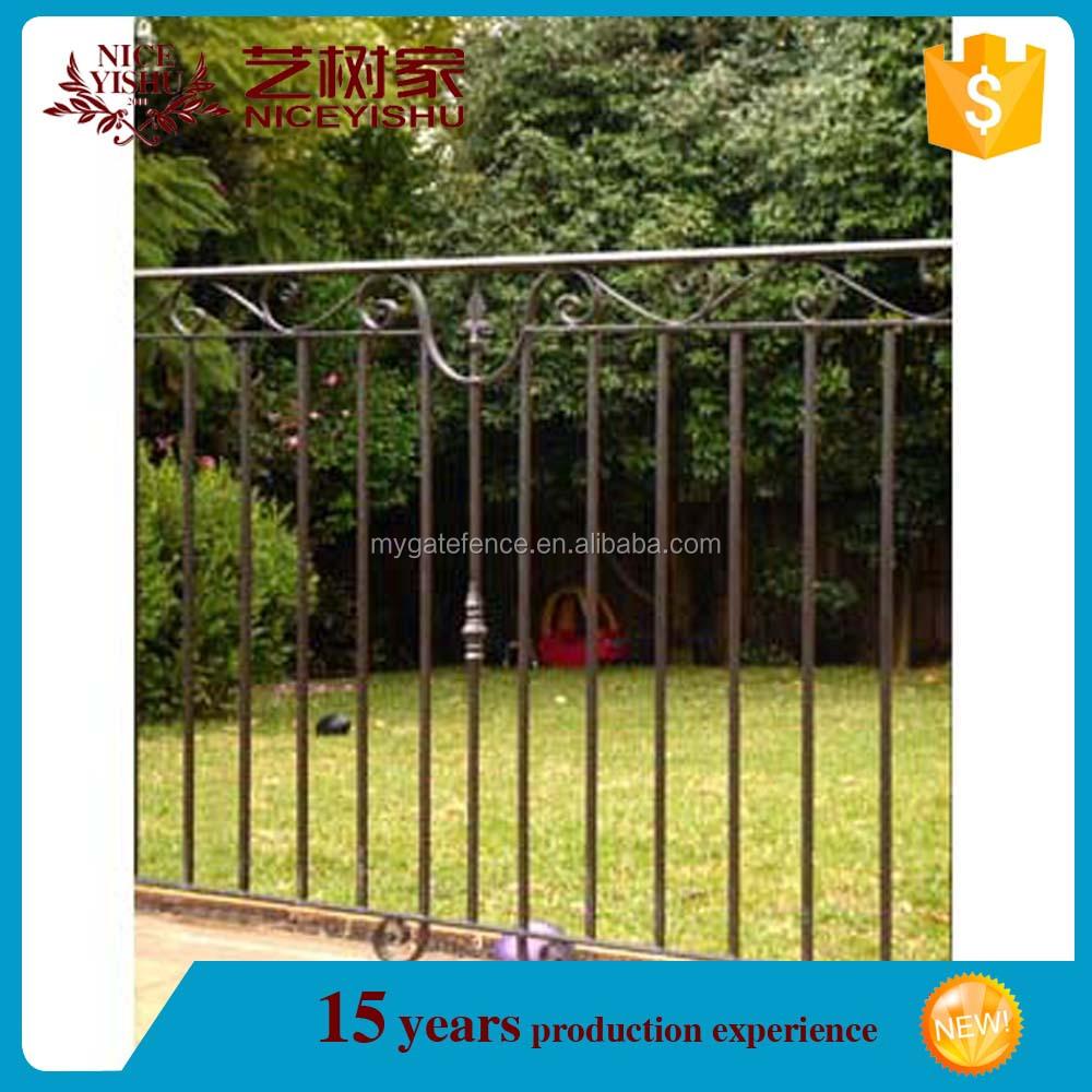 Yishujia f brica artesanal de hierro muebles de jard n - Cercas de hierro ...