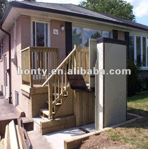 Exterior Wheelchair Lifts Home 17 Best Images About