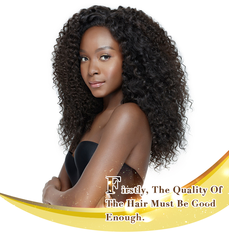 Different Types Of Curly Weave Hair Brazilian Crochet Hair Extension