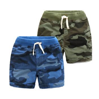 538983779 Pantalones cortos casuales de verano niños camuflaje bebé niño pantalones  cortos de ...