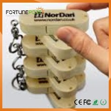 Promotional Gift Swivel Wooden USB Flash Drive Bulk Cheap Twist USB Memory 1gb 2gb 4GB 8GB 16gb 32gb 64gb 128gb