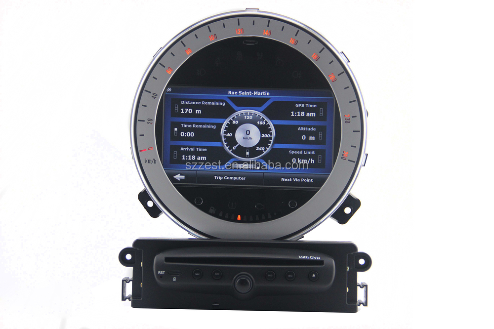 zestech touch screen dvd mini cooper r56 support gps radio video 3g wifi mini cooper car. Black Bedroom Furniture Sets. Home Design Ideas