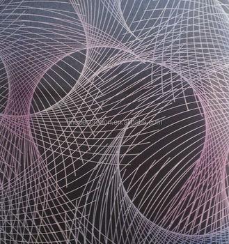 Modern 3d Wallpaper Texture Design Pvc For Wall