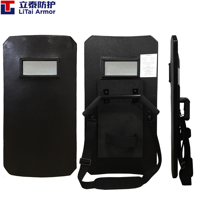 Silicon Carbide Ballistic Shield, Bulletproof Shield, Body Armor Shield