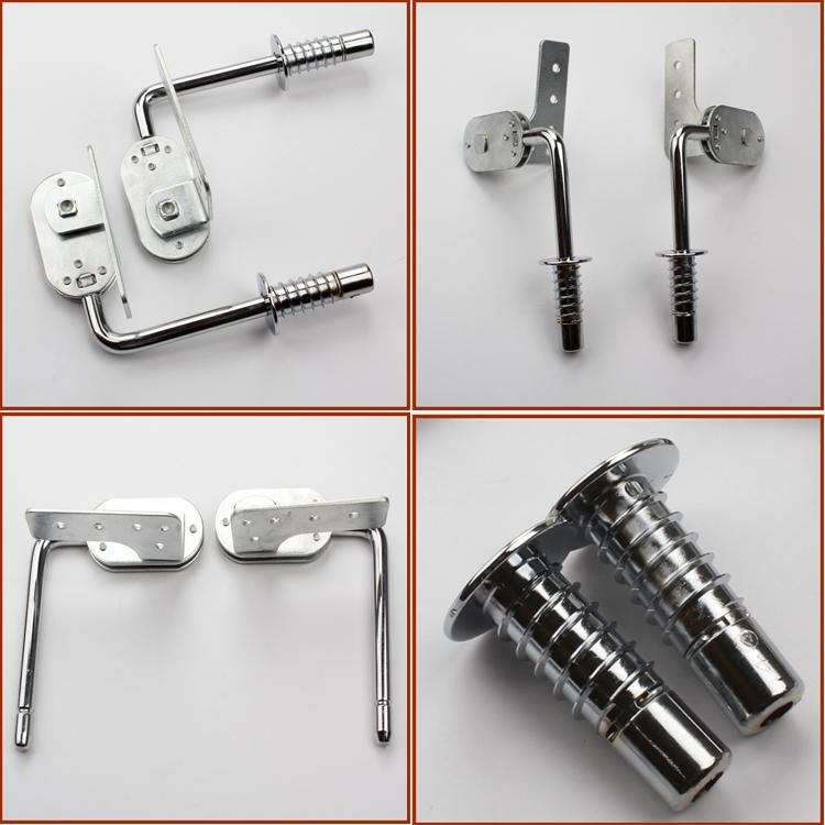Accesorios De Hardware Gancho Placa Adaptador De Conversión Kit ...