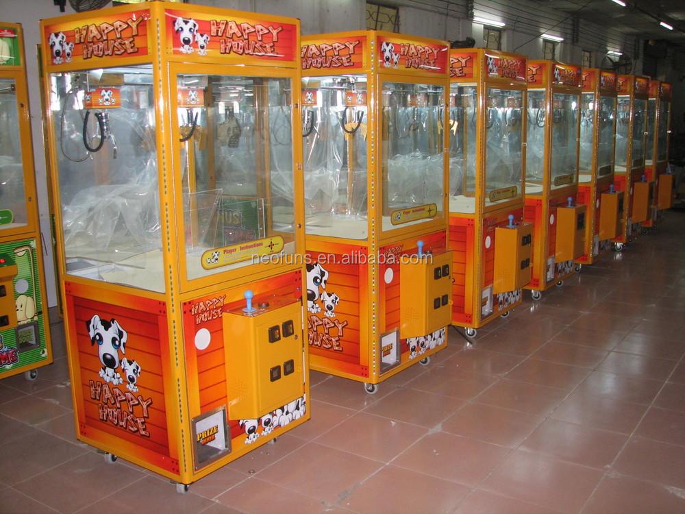 2019 Popular Toy Crane Vending Game Machine/arcade Toy