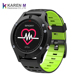 F5 Smart Bracelet Heart Rate Monitor Color Screen Pedometer Smart Wristband Fitness Tracker Smart Band