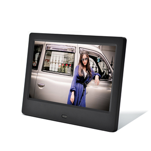 7 Inch Full Hd 1080P Lcd Photo Digital Picture Album Frame Blue English Film Video Pictures Frame
