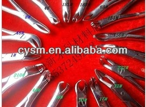 Dental Tooth Extraction Forceps