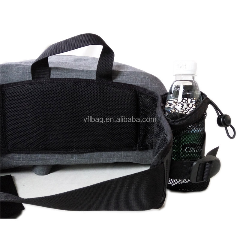 Hot sell waterproof outdoor sport camping climbing hiking waist bag for camera bag for keys bag