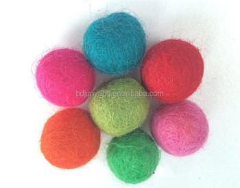 Hot Ing Diy Felt Wool Rug Carpet Nepal Pom