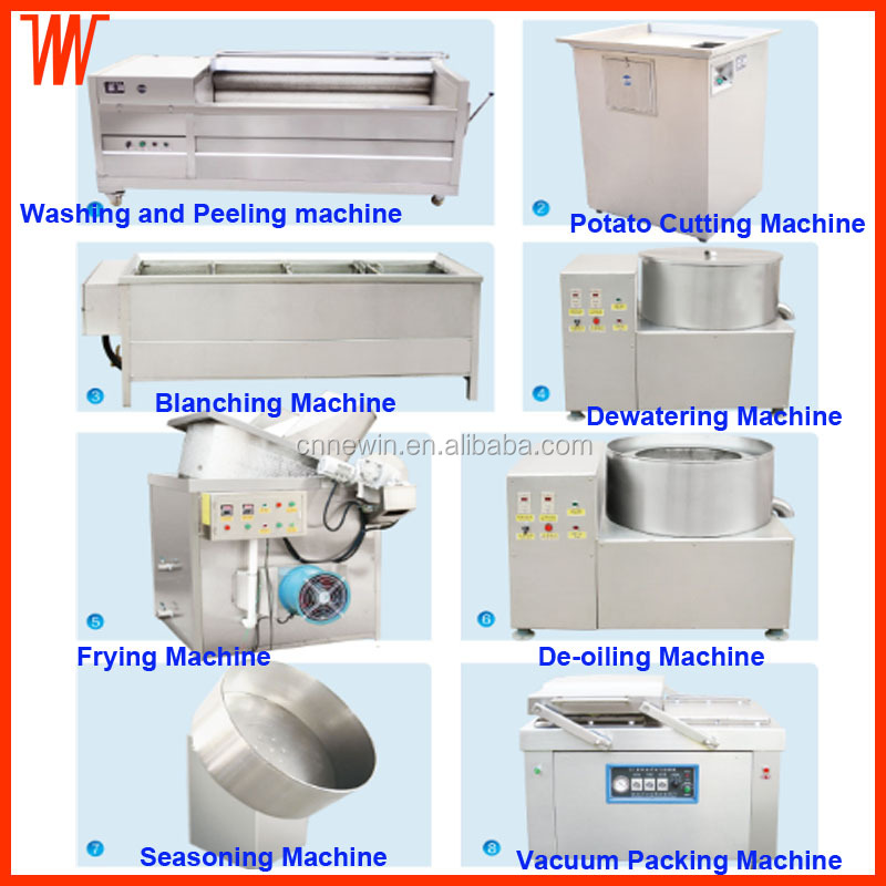 Low cost professional high quality Potato Flakes Production Line