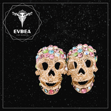 EVBEA China Wholesale Rhinestone Princess Accessories Earring
