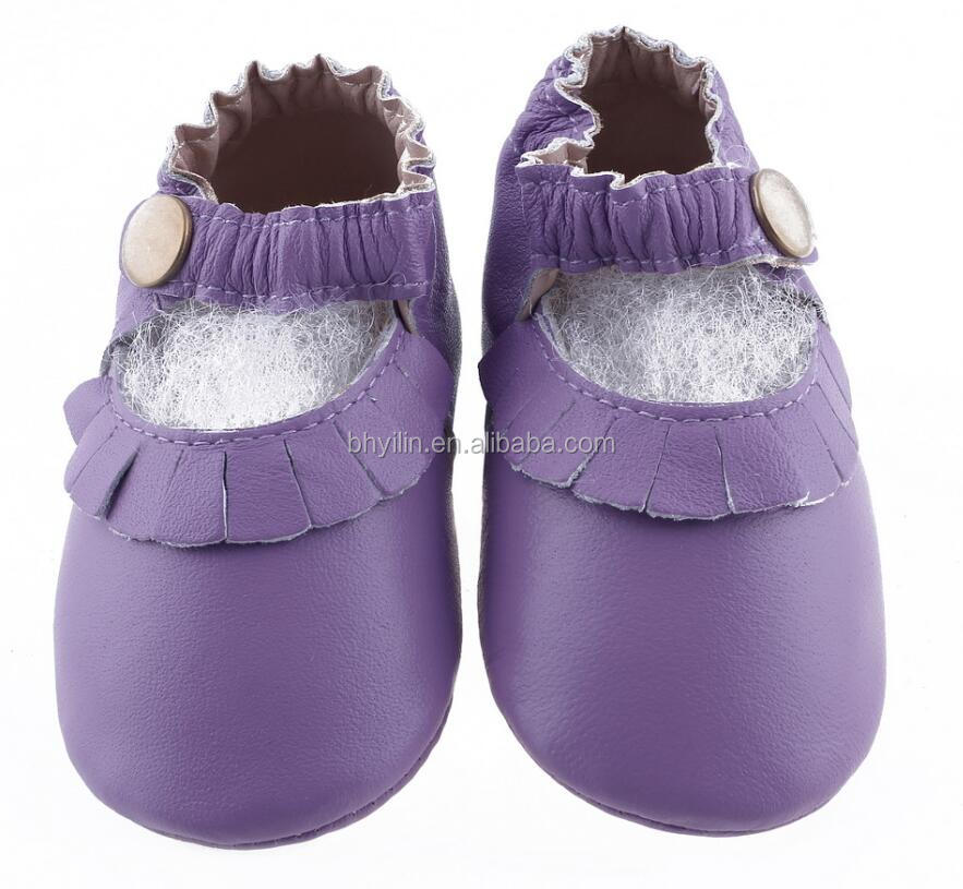 High quality leather baby girl shoes boots wholesale shoes baby moccasins hot sale infant shoes