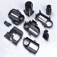 custom plastic & rubber machinery parts