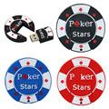 Poker Chips PenDrive USB Flash Drive Chip Pen Drive 4GB 8GB 16GB 32GB USB 2 0