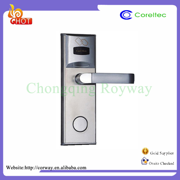 Computer Controlled Bluetooth Made In China Push Button Door Lock