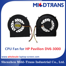 Laptop Notebook CPU Cooling Fans compatible for HP Pavilion DV7-4000 DV6-4000 DV6-3000 laptop cooler