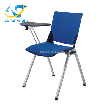 conference room meeting training writing chairs student chair with writing tablet arm chair