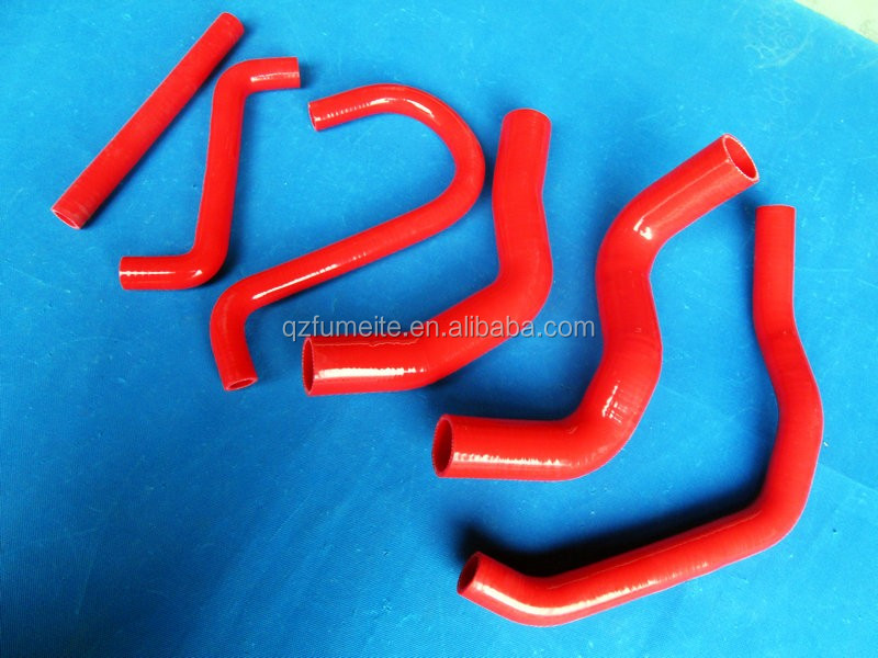 Kit for Holden Commodore VY V8 5.7 LS1 2002 2003 2004 Silicone Radiator Heater Hose