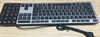 Newest model with custom PVC decorative sheet Computer keyboard Super slim wired keyboard