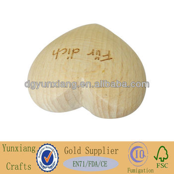 Carved Logo Heart Shape Wooden Handicraft Buy Carved Logo Heart