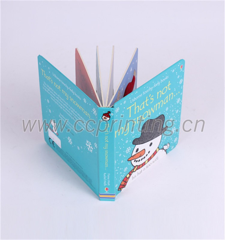 Hardcover printing short story book for kids