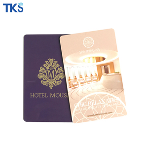 RFID hotel key room card compatible with new ving lock system