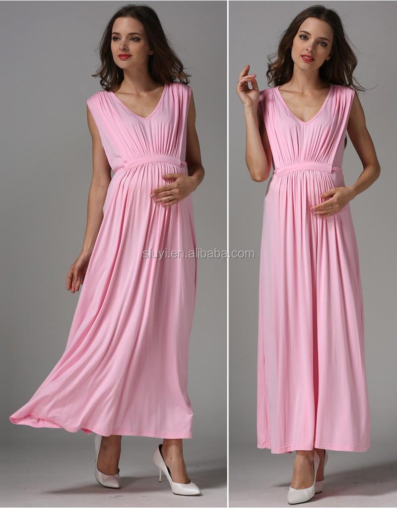 Venta Caliente Vestidos De Maternidad Vestido De Embarazo Para Las ...