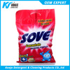 Machine for making powder detergent/washing powder/detergent powder