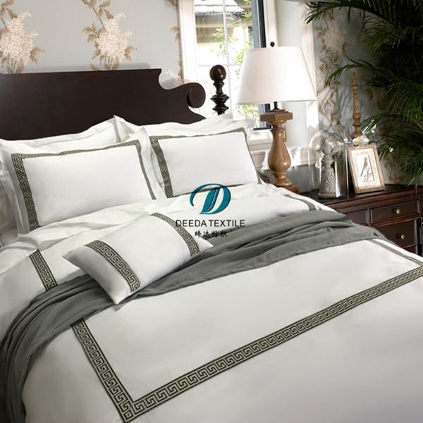 Deeda Factory Luxury Antibakterielles Weißes Band 5 Sterne Hotel