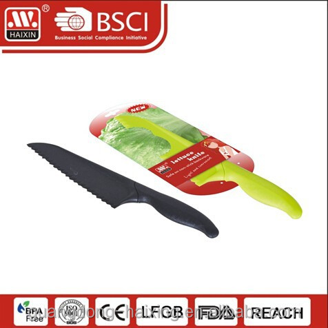 Wholesale kitchen Knife table knife plastic knife