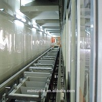Automatic Rotary-Type Electrodeposition ED Machine Rack Plating