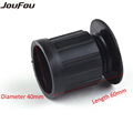 JouFou Rubber Eyeshade Hunting 40mm Diameter Scalability PVC Rifle Scope Recoil Eye Protector Accessories