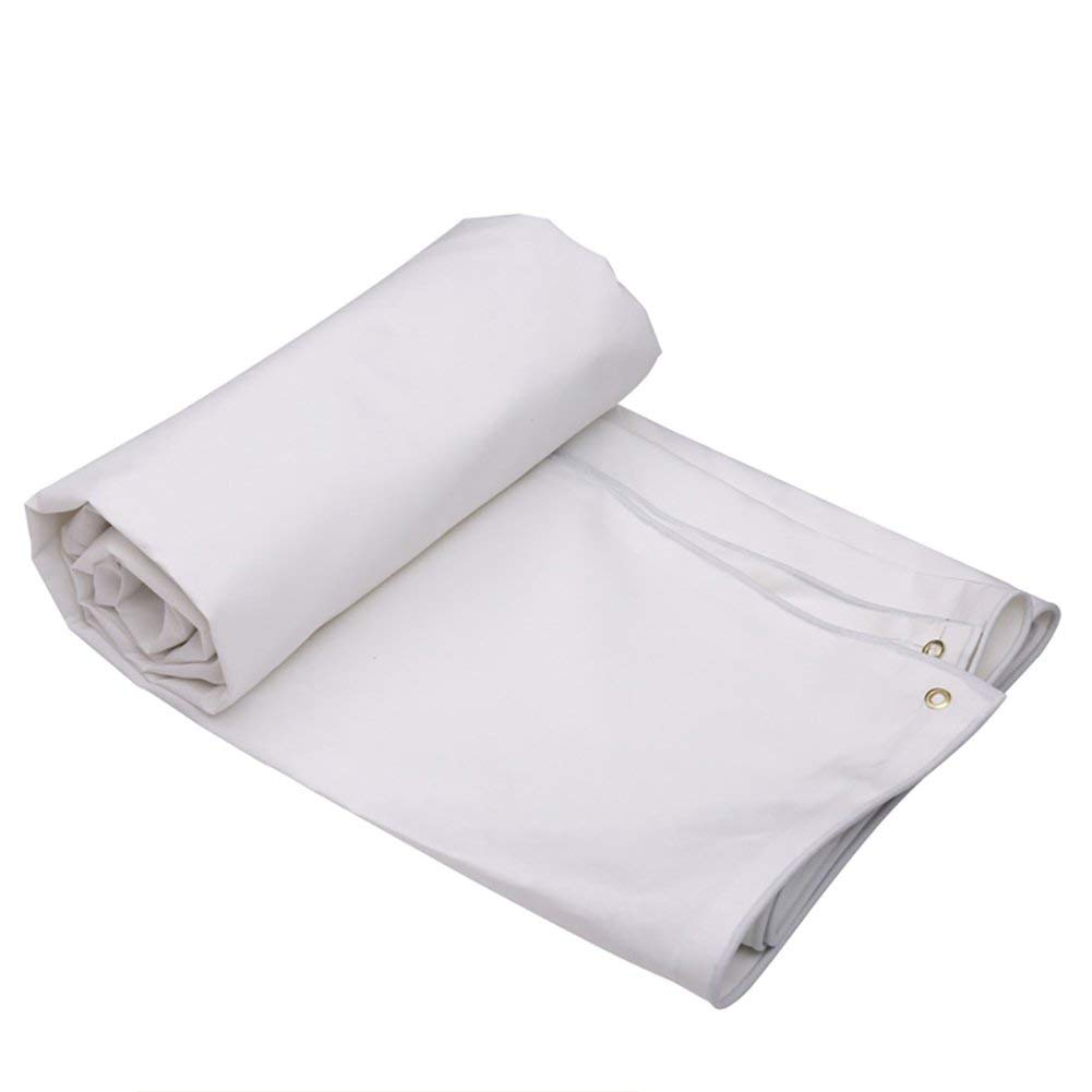 COZY HOME AAA Rain Cloth, Waterproof Sunscreen Tarpaulin Sun wear-Resistant Sunshade Anti-Aging Anti-Corrosion Antifreeze Car Cargo Yard Cover Size: 32m