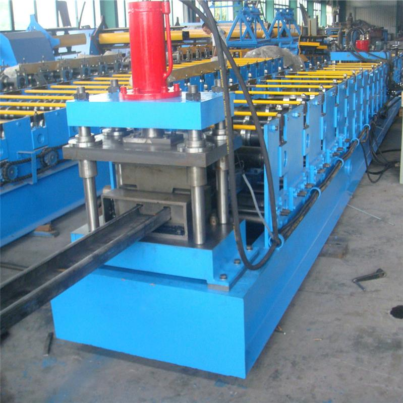 china suppliers cee and zed purlin forming machine
