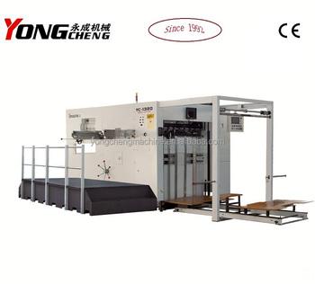 Chinese Bobst Die Cutting Machine