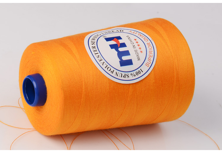 China wholesale supplier of 50/2 100% polyester sewing thread