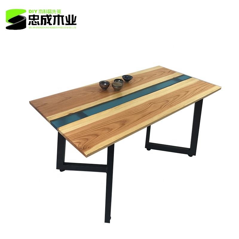Thick Dining Room Table Designs In Wood