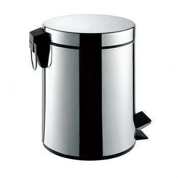 garbage can for cars industrial dustbin stainless steel trash can 7003c