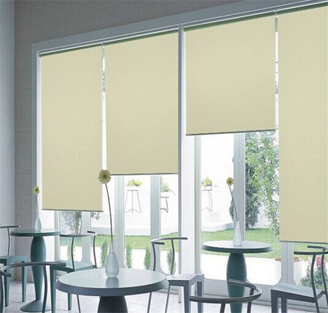 Office Pvc 3 5 Openness Sunscreen Fabric For Roller