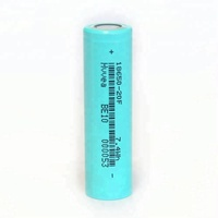 HVVEA rechargeable 3.7V 2000mAh lithium li ion 18650 battery cell for laptop power bank