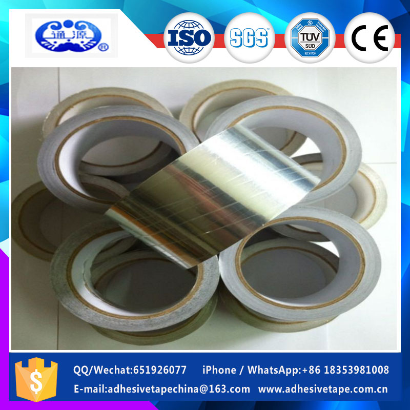 Hot Selling pp metalized tape for wholesales waterproof aluminum foil tape tape seal