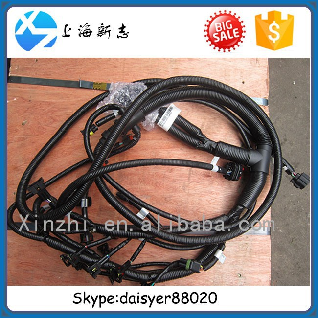 Weichai WP6 CNG Engine wiring harness 13050384 weichai wp6 cng engine wiring harness 13050384 buy engine wiring where to buy engine wiring harness at n-0.co