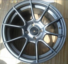 15X8inch wonderful car alloy wheel full different color pcd4X100