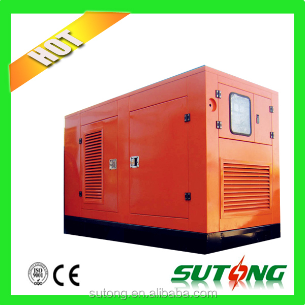 low fuel consumption low rpm high output generator
