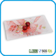 new designs tempered Glass cake plate